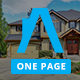 Hauslr - Single Property Modern HTML Template