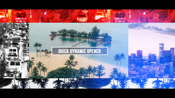 VideoHive Quick Dynamic Opener 19554864