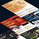 Mobile App Flyer Template 6