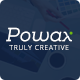 Powax - One Page Parallax