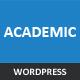 Academic - Modern Education WordPress Theme
