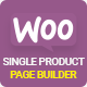 Single Product Page Builder for WooCommerce