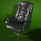 armchair_black_leather_render_setup