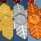 Sport winter medal pack