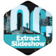 Extract Parallax Slideshow