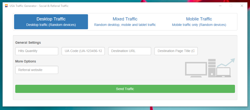 Website Auto Traffic Generator Ultimate >> Web traffic generator by loader - puddbitilbo's diary