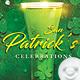 Flyer San Patrick's Celebration