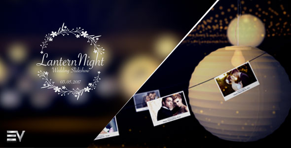 VideoHive Love Under the Lanterns Photo Gallery 19559546