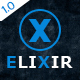 Elixir - Multi-Purpose Coming Soon Template