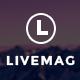 LiveMag - Multipurpose Magazine Theme