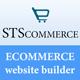 STSCommerce - eCommerce site builder