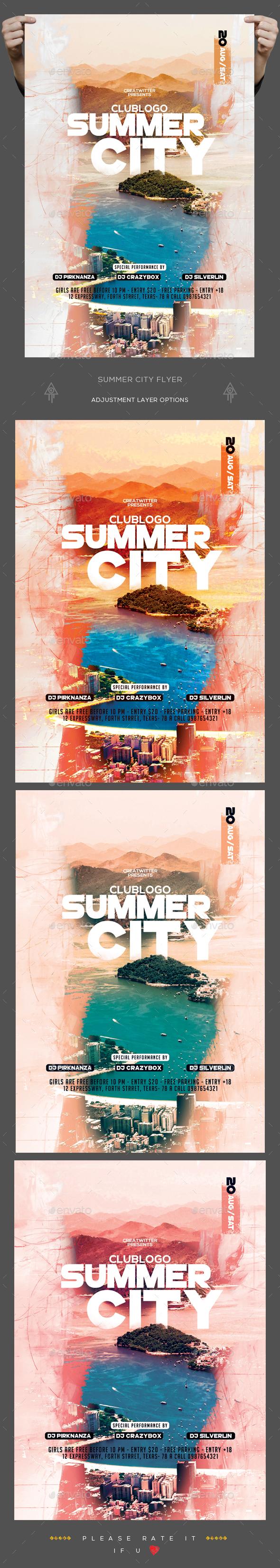 Summer City Flyer