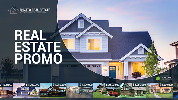 real estate promo commercials after effects templates f5. Black Bedroom Furniture Sets. Home Design Ideas