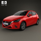 Mazda Demio 5-door hatchback 2014