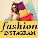 Fashion Instagram Templates - 5 Designs