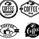 10 Coffee Logo / Labels / Badges