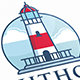 Emblem Lighthouse Logo Template
