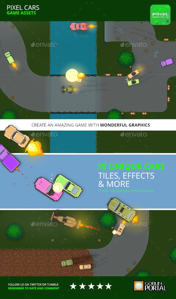 Car Game Set (Game Kits)