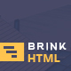 Brink - Creative Business HTML Template