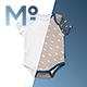 Baby Growsuit / Onesie Mock-up