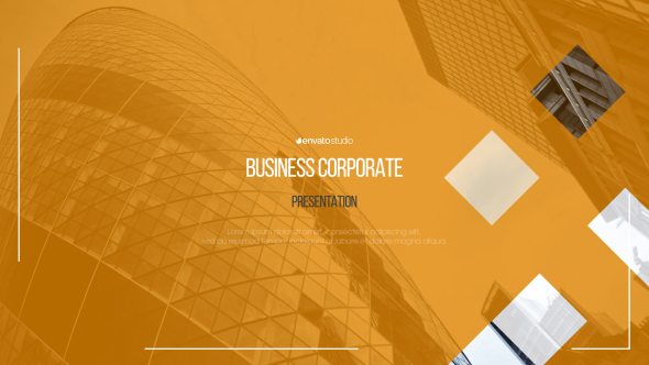 VideoHive Business Corporate 19566473