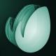 3D Minimal Dark Logo Reveal