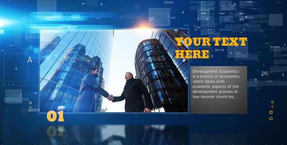 VideoHive Modern Corporate Slideshow 19567141