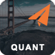 Quant - Multipurpose Responsive Email Template with Stampready Builder Access