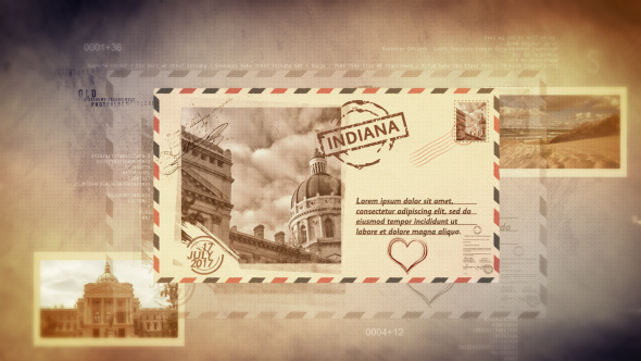 VideoHive Postcard Slide 19567711