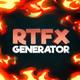 RTFX Generator + 440 FX pack