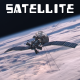 Satellite's Space Trip