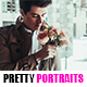 25 Pretty Portraits Lightroom Presets