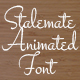 Handwritten Animated Letters
