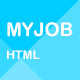Myjob - Job Postings HTML Template