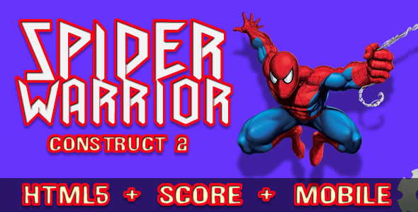 Spider Warrior - 3D