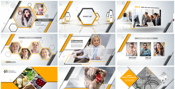 VideoHive The Corporate 19570210