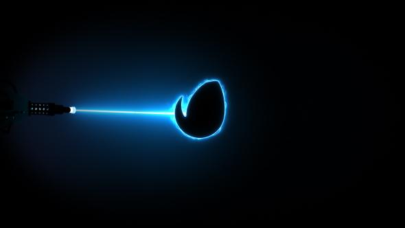 VideoHive Laser Logo 19550893
