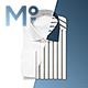 The Men Folded Dress Shirt Mock-u