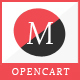 Menda - Advanced Opencart Theme