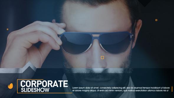 VideoHive Corporate Slideshow 19572475