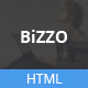 Bizzo - Multipurpose HTML5 Template