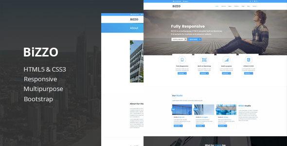 Download Bizzo - Multipurpose HTML5 Template