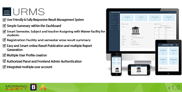 Download URMS - University Result Management System