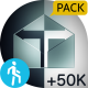 Transitions Combine   Pack & Toolkit