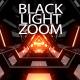 Black Light Zoom Background Loop