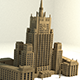 Russian MFA building