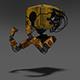 Rusty Robotic Mech