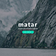 Matar - Creative Keynote Template