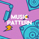 Music Pattern Backgrounds
