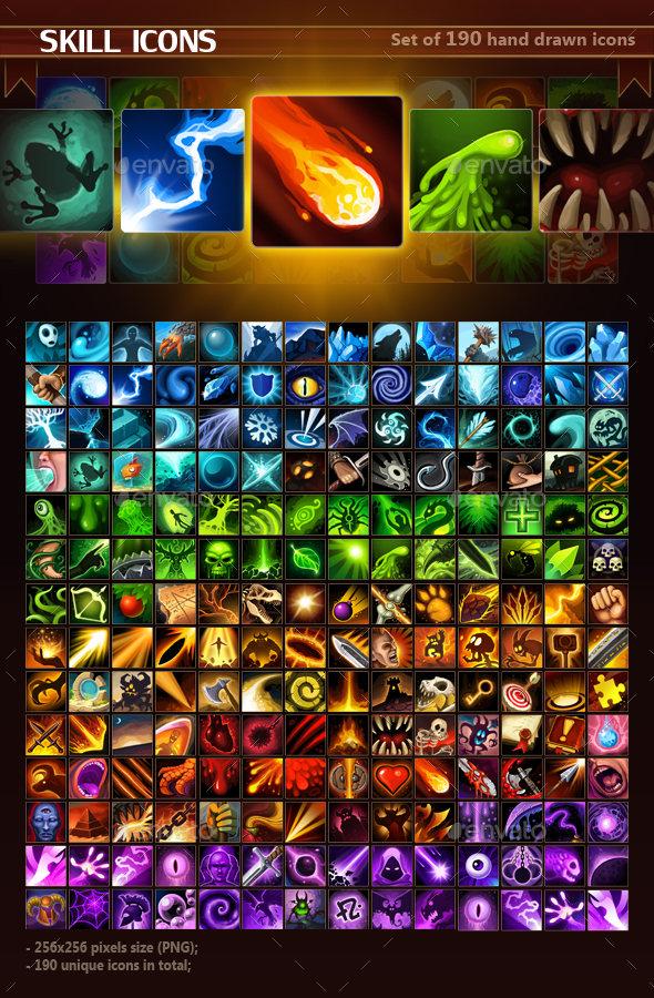 Loot Icons (Miscellaneous)